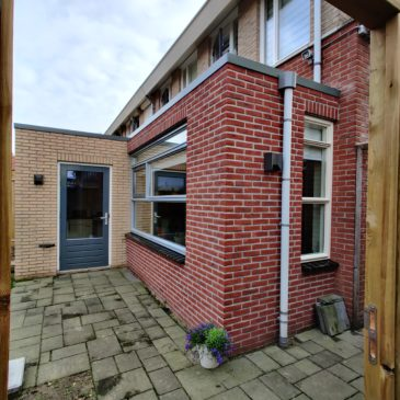 Project – Uitbouw woning in Almelo